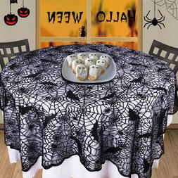 Scary Halloween Table Cloth Cover Door Window Curtain Party