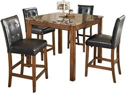 Signature Design by Ashley Furniture Theo 5-Piece Square Cou