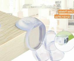 Silicone Table Corner Protector Children Head Protection Fur