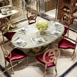 Rama Dymasty stainless steel <font><b>Dining</b></font> Room
