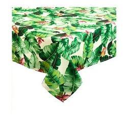 Tropical Rectangle Tablecloth Kalea 60 x 84 Spillproof Print